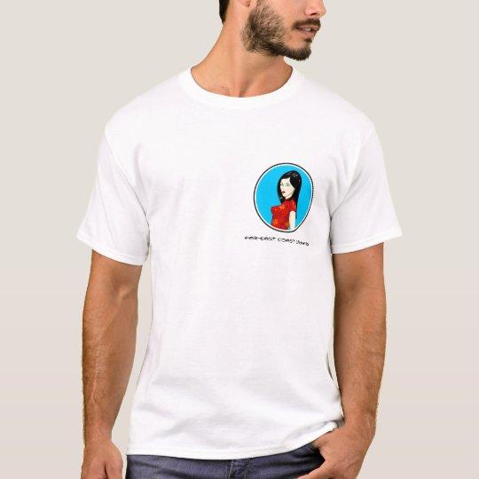 China Girl Great Wall T-Shirt