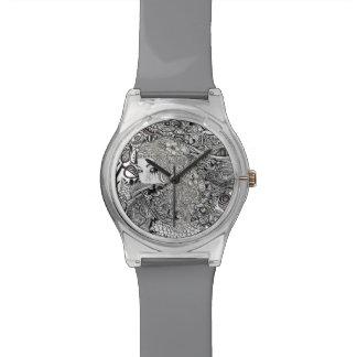 China Girl Wrist Watch