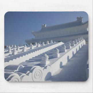 CHINA, Heilongjiang Province, Haerbin (Harbin). 2 Mouse Mat