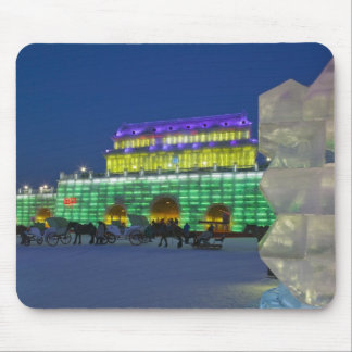 CHINA, Heilongjiang Province, Haerbin (Harbin). Mouse Pad