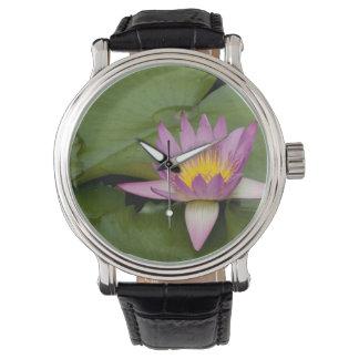 China, Hong Kong, New Territories. Chi Lin Wristwatch