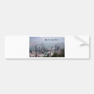 China, Hong Kong (St.K) Bumper Sticker