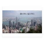 China, Hong Kong (St.K) Postcard