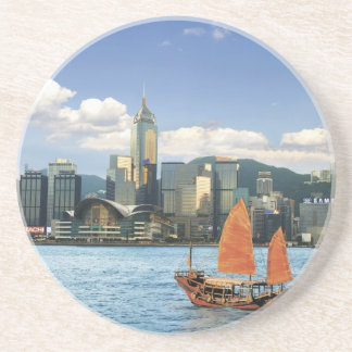 China; Hong Kong; Victoria Harbour; Harbor; A Coaster