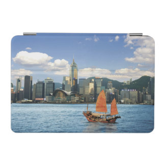 China; Hong Kong; Victoria Harbour; Harbor; A iPad Mini Cover