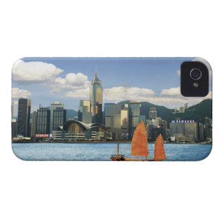 China; Hong Kong; Victoria Harbour; Harbor; A iPhone 4 Case-Mate Case