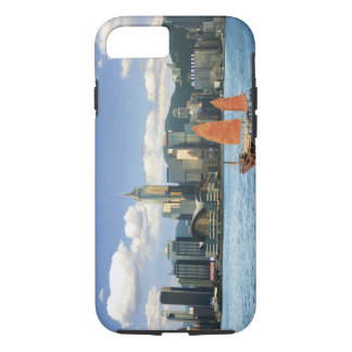 China; Hong Kong; Victoria Harbour; Harbor; A iPhone 8/7 Case