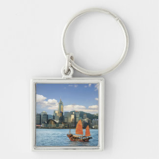 China; Hong Kong; Victoria Harbour; Harbor; A Key Ring
