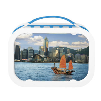 China; Hong Kong; Victoria Harbour; Harbor; A Lunch Box