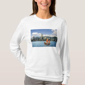 China; Hong Kong; Victoria Harbour; Harbor; A T-Shirt