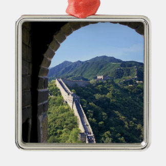 China, Huairou County, Mutianyu section of The Christmas Ornament