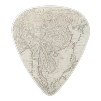China, India, Asia Acetal Guitar Pick
