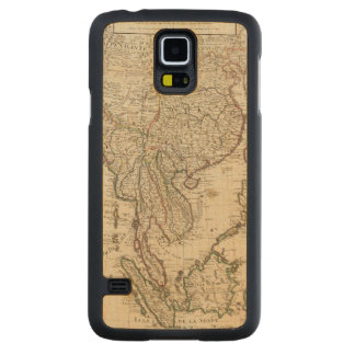 China, India, Asia Carved Maple Galaxy S5 Case