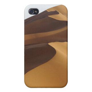 China, Inner Mongolia, Badain Jaran Desert iPhone 4 Covers
