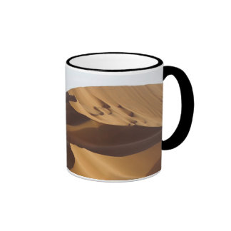 China, Inner Mongolia, Badain Jaran Desert Ringer Mug
