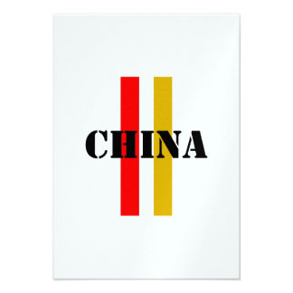China Personalized Invites