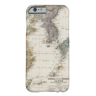 China, Korea, Japan Barely There iPhone 6 Case