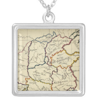 China, Korea Silver Plated Necklace