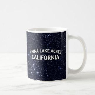 China Lake Acres California Coffee Mugs