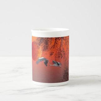 china lake bone china mug
