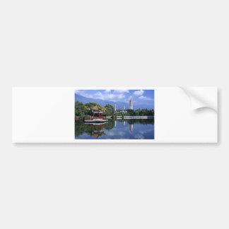 China Lake Bumper Sticker