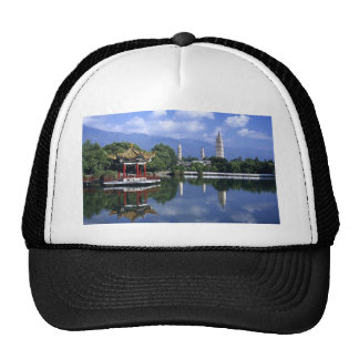 China Lake Mesh Hats