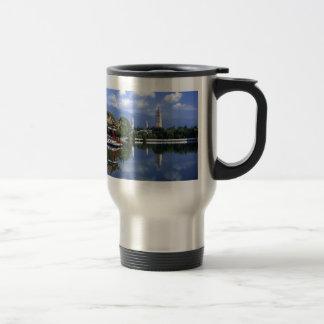 China Lake Coffee Mugs