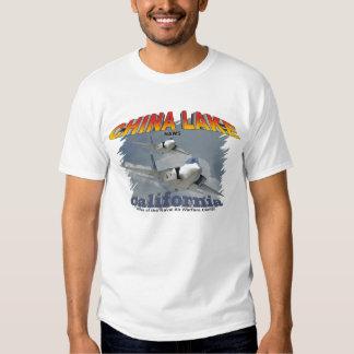China Lake Tee shirt 001