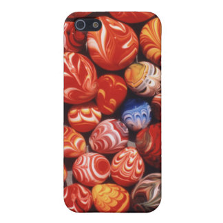 China, Ming Tombs, Painted Glass Souvenirs Cover For iPhone 5/5S