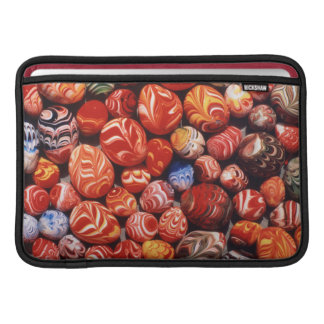 China, Ming Tombs, Painted Glass Souvenirs Sleeve For MacBook Air