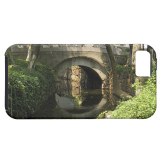 China, Nantong, an arched bridge forms a perfect iPhone 5 Cases