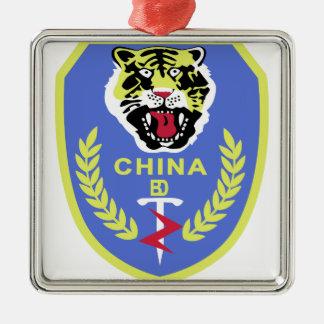 China PLA 39th Army Shenyang Military Region Speci Christmas Tree Ornament