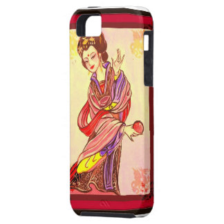 china red tough iPhone 5 case