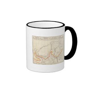 China, Russia, Asia 58 Ringer Mug