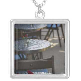 CHINA, Shanghai. French Concession Area- Taikang Silver Plated Necklace