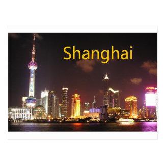 China Shanghai (St.K) Postcard
