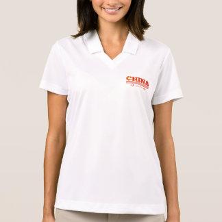 CHINA since 1912 Polo T-shirts