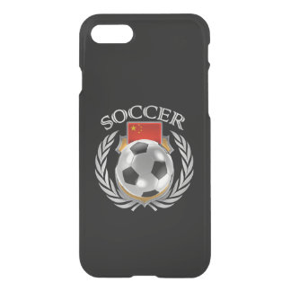 China Soccer 2016 Fan Gear iPhone 7 Case