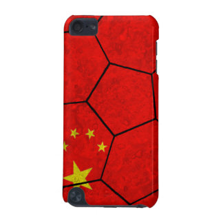 China Soccer Ball iPod Touch Case