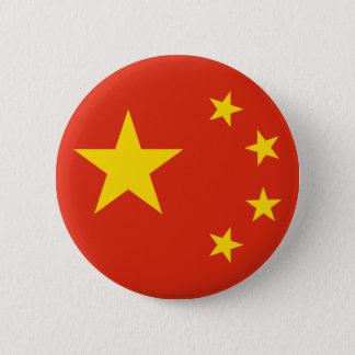 China Stars 6 Cm Round Badge