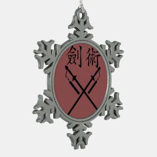 China Sword ornament