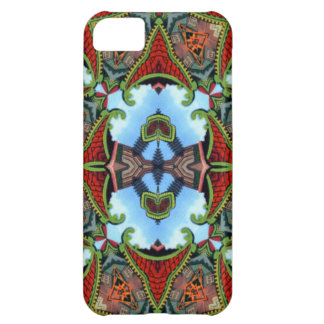 China Symbol of Tokens Kaleidoscope iPhone 5C Case