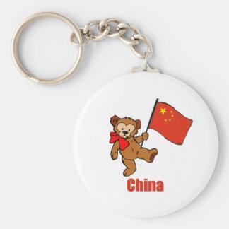China Teddy Bear Keychains