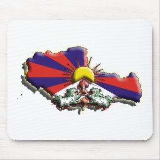 China: Tibet (3d) Mouse Pad