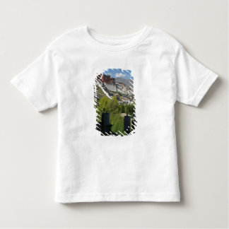 China, Tibet, Lhasa, Potala Palace 2 Toddler T-Shirt