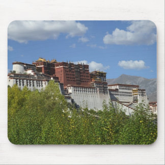 China, Tibet, Lhasa, Potala Palace 3 Mouse Pad
