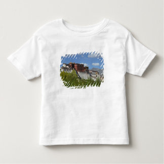 China, Tibet, Lhasa, Potala Palace 3 Toddler T-Shirt