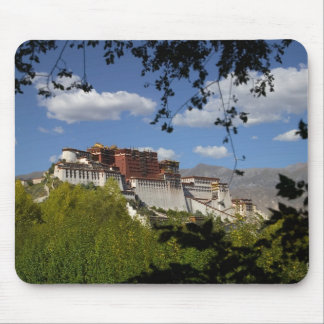 China, Tibet, Lhasa, Potala Palace Mousepad