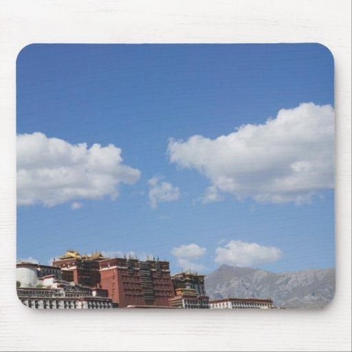 China, Tibet, Lhasa, Potala Palace Mousepad