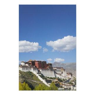 China, Tibet, Lhasa, Potala Palace Photo Print